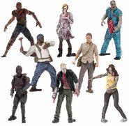 The Walking Dead TV McFarlane Building Sets Series 2 Blind Pack 2