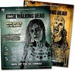 The Walking Dead scratch games (Minnesota)