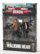 Walkingdeaddixonbrothers2packfigures