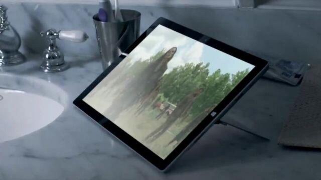 File:Microsoft Surface TV Spot, 'The Walking Dead Prank'.jpg
