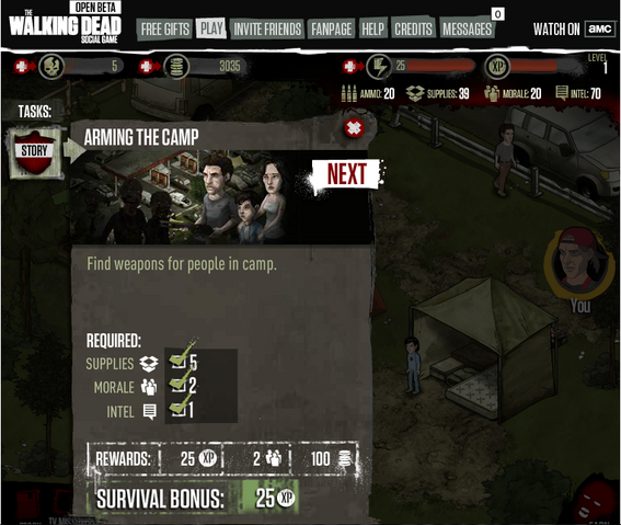 File:AMC The Walking Dead Social Game on Faceboo.png