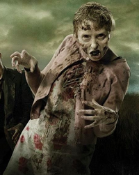 Sonya Zombie Promo