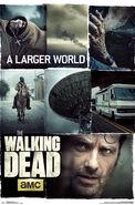 Walking Dead - Collage