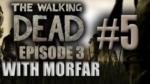 """FUCK YOU B*TCH"" - The Walking Dead Episode 3 Part 5 with Morfar"