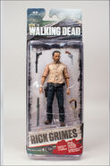 McFarlane Toys The Walking Dead TV Series 6 Rick Grimes 8