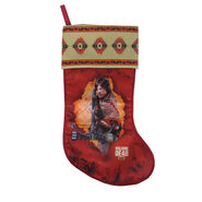 Daryl Dixon Crossbow Christmas Stocking