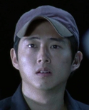 Season one glenn rhee (cdc)