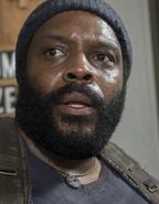 Tyreese Crossed