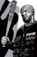TWD 149 Dwight Wields Lucille