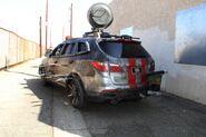 2013 Hyundai Santa Fe Zombie Survival Machine 5