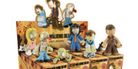The Walking Dead Mystery Minis