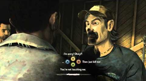 The Walking Dead Game - Omid's Best Line