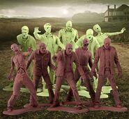 Zombie Army Men