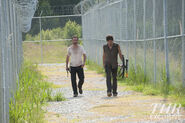 Ep 4 Rick and Daryl Patrol