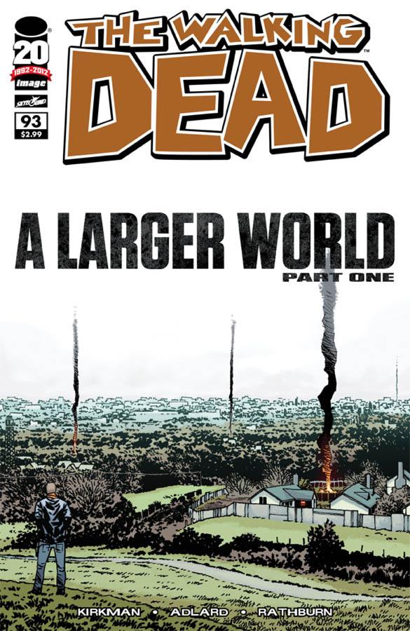 walking dead issue 50 cbr 150