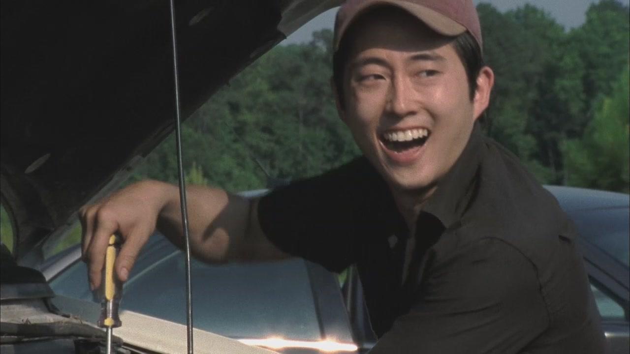 Image - Glenn.S2.1.jpg | Walking Dead Wiki | Fandom ...  Image - Glenn.S...