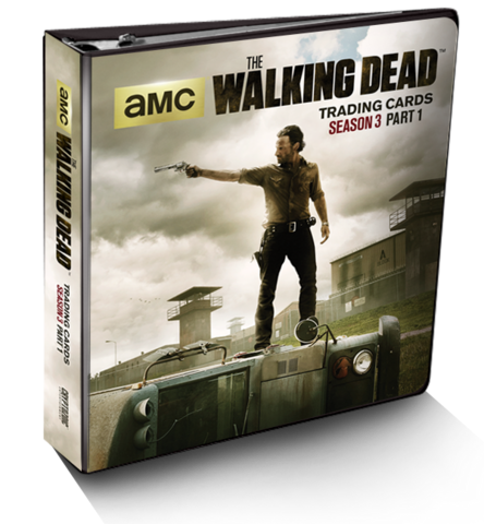 File:The Walking Dead Season 3 Trading Cards Part 1 binder.png