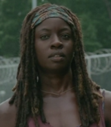 Michonne saihddsaas