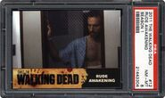 Trading Cards Season One - 12 Rude Awakening