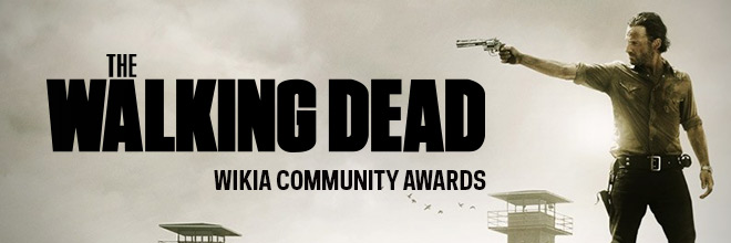 TWD Wiki Awards Banner