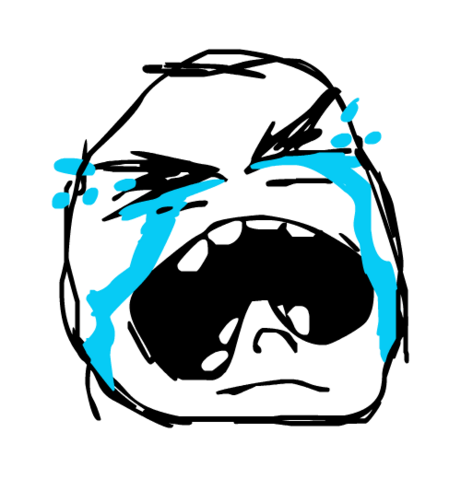 File:Known memes drawn by me rageman cry face by zcoogerchannel-d4wf89g.png