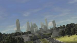 AND Atlanta Skyline