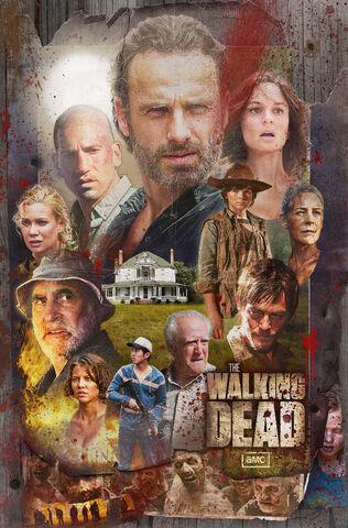 File:Walking Dead (Season 2) Poster (Small).jpg