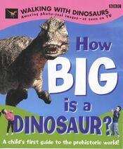 WWD How Big is a Dinosaur