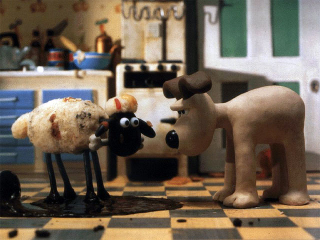 A Close Shave Wallace And Gromit Wiki Fandom Powered