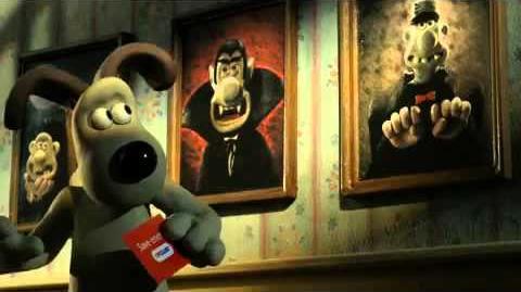Npower Wallace Gromit smartpower TV Advert