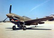 Hawk 87A-3 AK987 RCAF 1068 USAFM