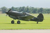 P-40B G-CDWH