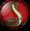 Cobra II Badge