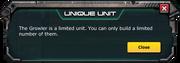 Grolwer-UniqueLimit-Message