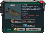Airfield-UnlockRequirements