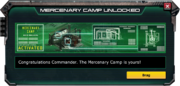MercenaryCamp-UnlockMessage