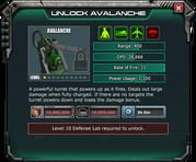 AvalancheTurret-UnlockRequirement