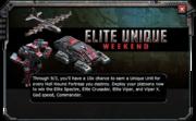 Elite-Unique-Weekend-Message