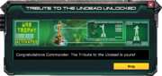 TributeToTheUndead-UnlockMessage