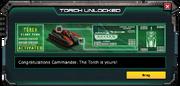 Torch-UnlockMessage