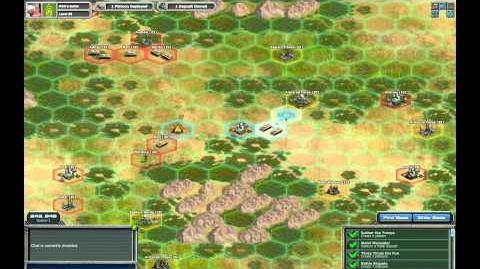 First Look War Commander World Map