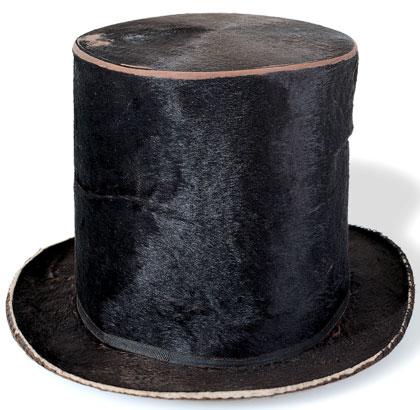Abe Lincoln Hat Craft