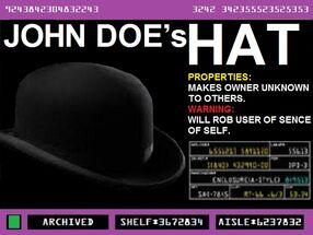 John Doe's Hat