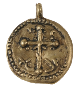 Cupertino Medallion of Levitation