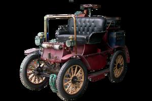 Thomas Edison's Bio-Eletric Stagecoach