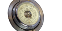 Barometer from the USS Eldridge (DE-173)