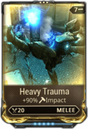 Heavy Trauma