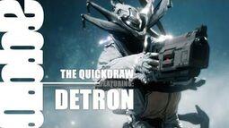 A Gay Guy Reviews Detron, Deadly & Datable (Overkill Ed
