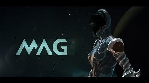 Warframe Profile - Mag (Update 8.3)