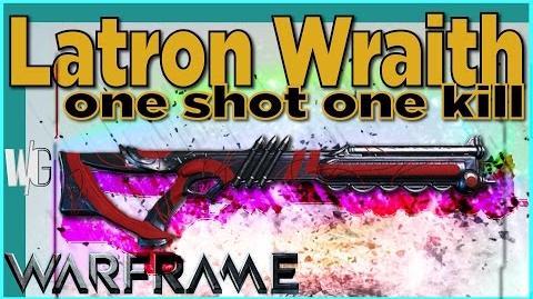 how to get latron wraith